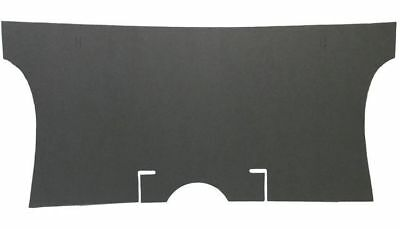 70 71 72 73 74 75 76 Plymouth Duster Trunk Divider Panel - Comes In Black
