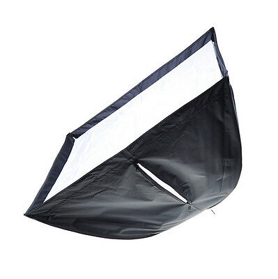 Foxlux Portable 70x 70cm Umbrella Softbox Soft Box Reflector Speedlight