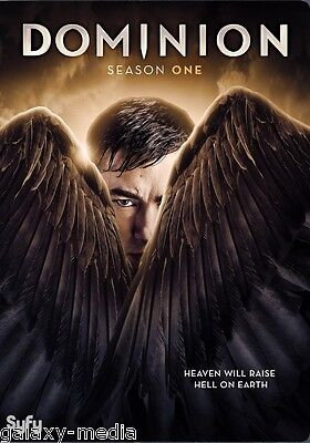 Dominion complete Season One 1 (2-Disc, 2014) Angels, Epic, Drama, Action, Hero