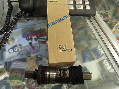 Shimano Un26 68 Mm 122.5 Mm Sealed Bearing Bicycle Bottom Bracket