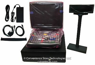 New Verifone Topaz XL II Touch Screen System P050-02-310 for Sapphire/Commander