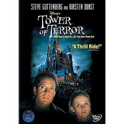Tower of Terror (DVD, 2003) Disney NEW and Factory Sealed LOOK!