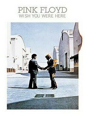 Pink Floyd Poster - Wish You Were Here - Rare New 24X36