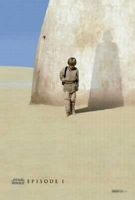 STAR WARS POSTER Episode I RARE HOT NEW 24X36