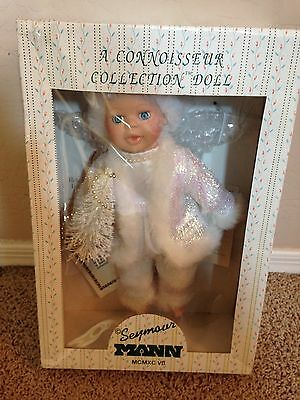 Seymour Mann Christmas Doll Angel Connoisseur Collection Doll - Collector Doll