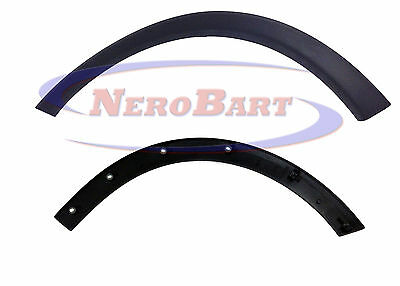 Vauxhall Corsa C Front Wheel Arch Trim With Plastic Cover Sill O/S Right Driver