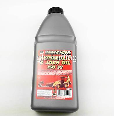 Silverhook Hydraulic And Jack Oil Iso 32 Car Bottle Trolley Jacks  Aa35