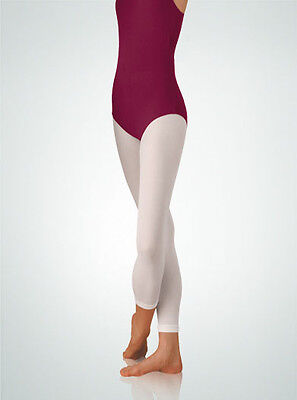 Body Wrappers Women Plus Size Footless Dance Tights, A33X
