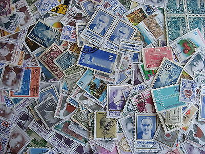 TURKEY Interesting mixture (some heavy duplication,mixed cond) 225 stamps