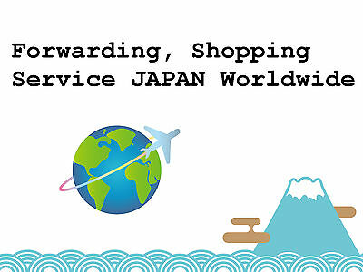 Forwarding, Shopping Service from Japan to the Worldwide, Personal Assistance