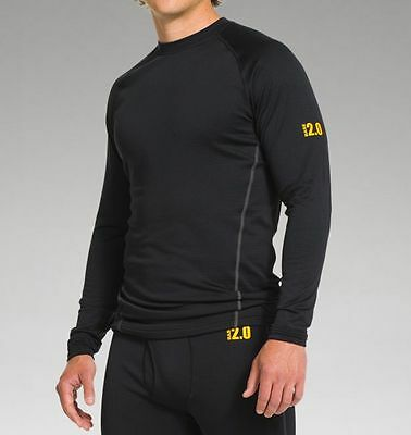 Men's Under Armour 2.0 Base Layer Crew Shirt