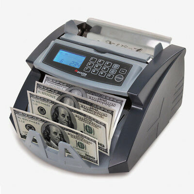 Cassida 5520 Money Counter w/ UV + MG Counterfeit Bill Detection - Brand New