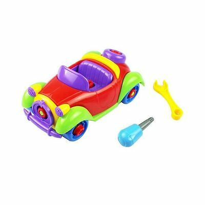 Christmas Gift Kids Child Baby Boy Disassembly Assembly Classic car Toy Hoc
