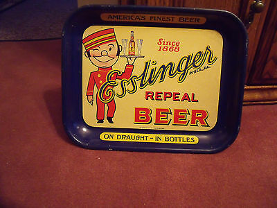 Rectangle Serving Tray - Esslinger Repeal Beer