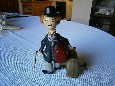 Charlie Chaplin Wind-Up Toy by Roman