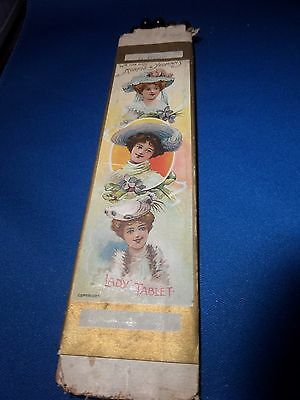 Victorian HAT PINS with original package