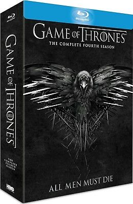 GAME OF THRONES 4 (2014) - A FEAST for CROWS - TV Season Series - RgFree BLU-RAY