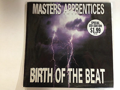 Masters Apprentices, Birth Of The Beat Like New 1988 7`` Single
