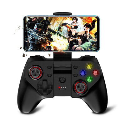 Bluetooth Wireless Gamepad Joystick Controller For iPhone Android Mobile Phone