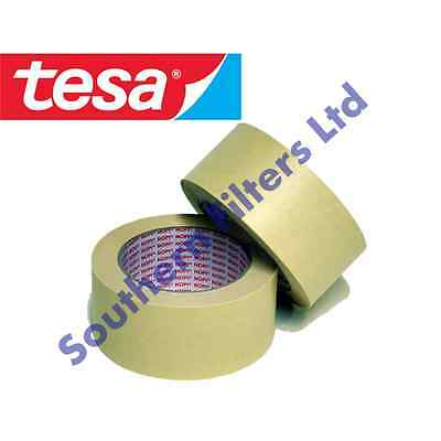 Tesa 4323 Masking Tape 50mm 6 Roll Pack