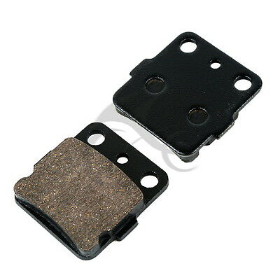Rear Brake Pads For Kawasaki KX80 1988-2000 KX85 2001-2007 02 KX100 1989 KSF250