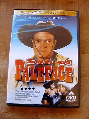 Son of Paleface: Bob Hope, Jane Russell, Roy Rogers DVD) New; Fast Ship Rare OOP