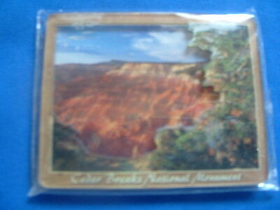 Magnet - Cedar Breaks National Monument - Utah - NEW Factory Sealed