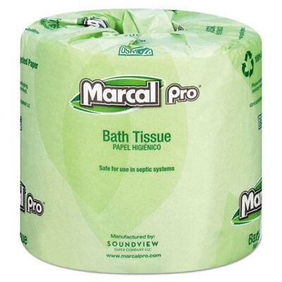 Marcal Standard 2-Ply Toilet Paper Rolls, 48 Rolls (MRC3001)