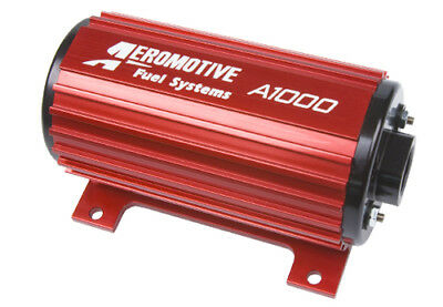 Aeromotive 11101 A1000 Universal External Electric Fuel Pump - Carb/EFI 90psi