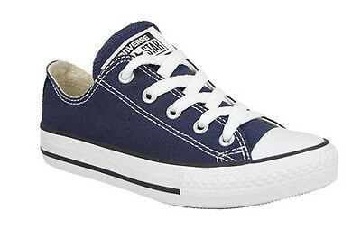 Boy's/Girl's Youth CONVERSE All Star 3J237 Blue Athletic Casual Sneakers NEW