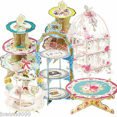 Talking Tables Cakestand Cake Stand Afternoon Partyware Display Cupcake Wedding