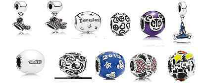 Disney Parks Exclusive Pandora Charms New In Box