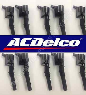 LOT OF 10 FORD / LINCOLN / MERCURY - NEW ACDELCO IGNITION COILS