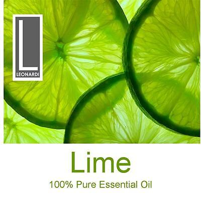 Lime 100% Pure Essential Oil 100Ml Aromatherapy Grade