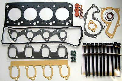 FIESTA MONDEO FOCUS S-MAX GALAXY CONNECT 1.8 Di TDCi TDDi HEAD GASKET SET BOLTS