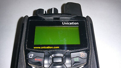 New Unication G1 Pager Anti Scratch Screen Protector