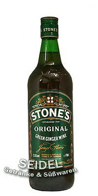 Stone's Stones Original Green Ginger Wine 0,7 ltr.