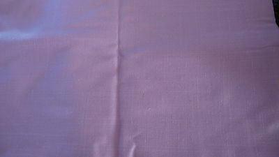 "Linen Fabric SOLID MEDIUM SHADE OF PINK 2 Yds/58"" Wide"