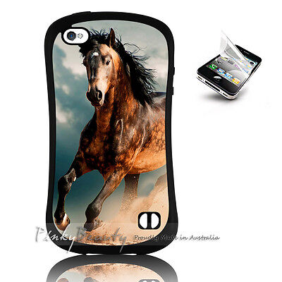 Heavy Duty iPhone 5 5S Case Cover! P1785 Horse