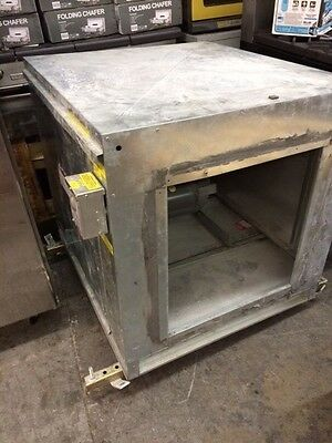 CAPTIVE-AIRE SYSTEMS, INC. Power Ventilator A2-G12- USED Make Up Air Supply Fan