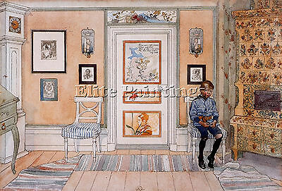 Carl Larsson 4Dpictc Artist Painting Reproduction Handmade Oil Canvas Repro Deco