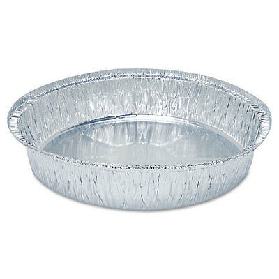 Handi-Foil of America Round Aluminum Takeout Containers - HFA204630