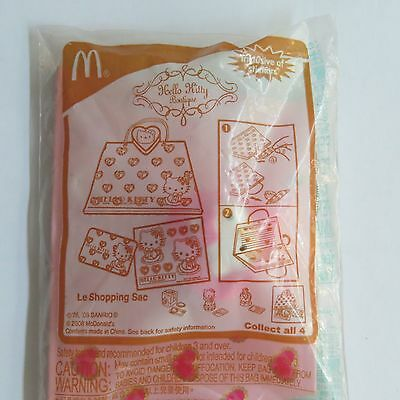 Hello Kitty, Le Shoppng Sac, McDonald Happy Meal