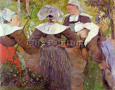 Gauguin40 Artist Painting Reproduction Handmade Oil Canvas Repro Wall Art Deco