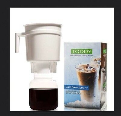 Toddy Cold Brewing System for Coffee & Tea