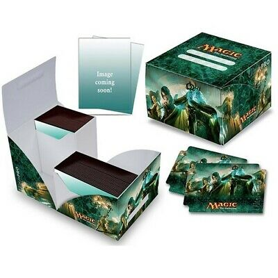 Ultra Pro Magic Dual Deck Box And Deck Protector Combo Conspiracy 86168 Mtg