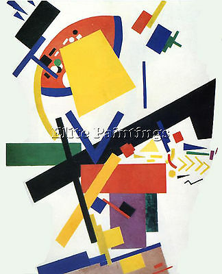 Kazimir Malevich 103 Artist Painting Reproduction Handmade Oil Canvas Repro Deco