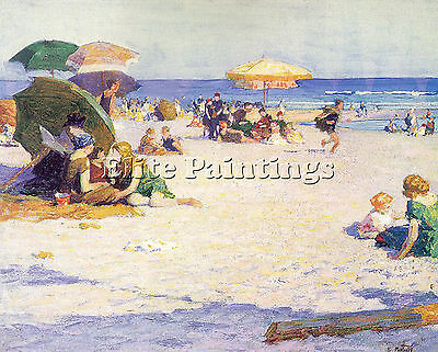 Potthast4 Artist Painting Reproduction Handmade Oil Canvas Repro Wall Art Deco
