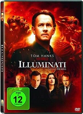 DVD * Illuminati * NEU OVP * Tom Hanks