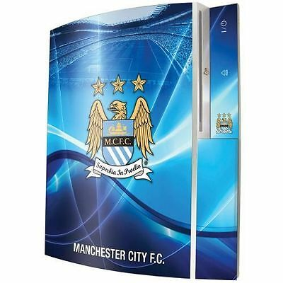 Manchester City Playstation 3 PS3 Console Skin Official Licensed Football Club